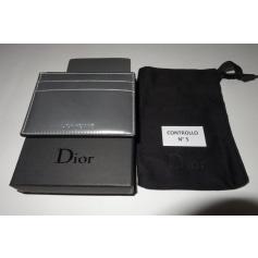 Porte-cartes Dior Homme  pas cher