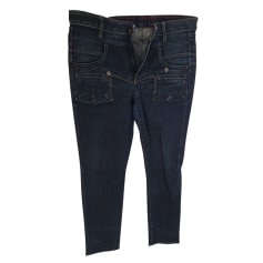 Jeans slim Marithé et François Girbaud  pas cher