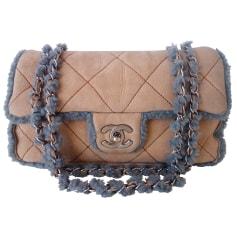 Lederhandtasche Chanel Timeless - Classique