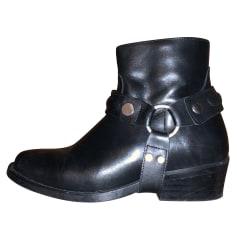 Cowboy Ankle Boots Claudie Pierlot