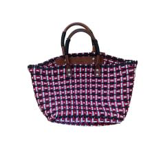 Leather Oversize Bag Balenciaga