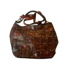 Leather Shoulder Bag Campomaggi