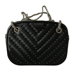 Leather Handbag Claudie Pierlot