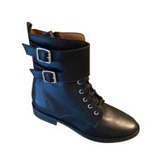 Flat Ankle Boots Ba&sh