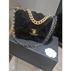 Stoffhandtasche Chanel Sac 19