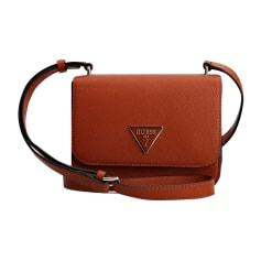Leather Shoulder Bag Guess