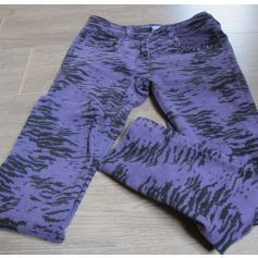 Jeans slim Comptoir Des Cotonniers  pas cher