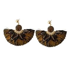 Earrings Gas Bijoux