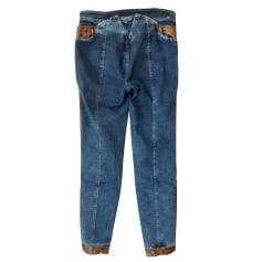 Skinny Pants, Cigarette Pants Elisa Cavaletti