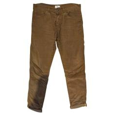 Pantalon slim Bonne Gueule  pas cher