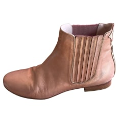 Flat Ankle Boots Patricia Blanchet