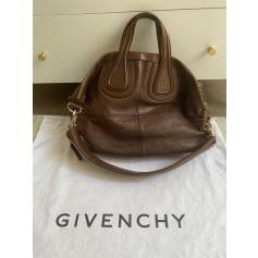 Lederhandtasche Givenchy Nightingale