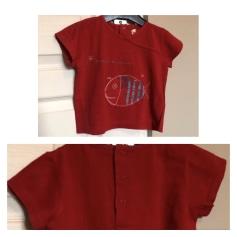 Top, tee shirt Alphabet  pas cher