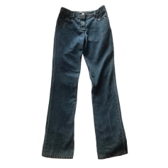 Jeans dritto Chanel