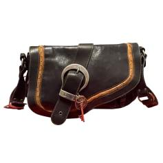 Schultertasche Leder Dior Saddle