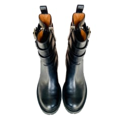 Biker Ankle Boots Givenchy