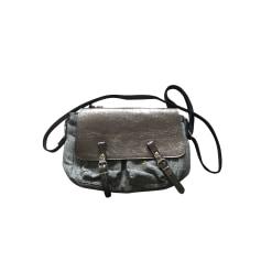 Non-Leather Shoulder Bag Craie
