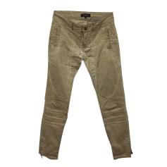 Skinny Pants, Cigarette Pants Cotélac