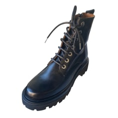 Bottines & low boots à compensés Mellow Yellow  pas cher