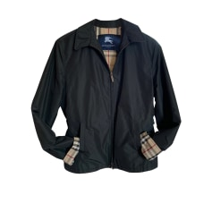 Zipped Jacket Burberry