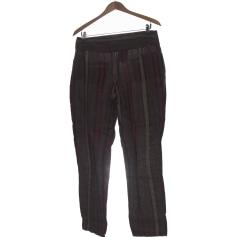Straight Leg Pants Aventures des Toiles