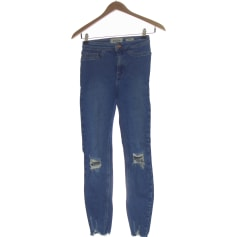 Jeans slim New Look  pas cher