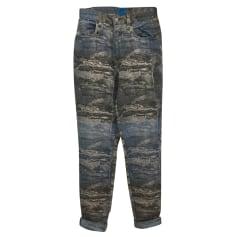 Straight Leg Jeans Christian Lacroix