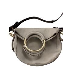 Leather Shoulder Bag See By Chloe