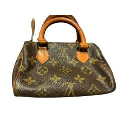 Handtasche Leder Louis Vuitton Speedy