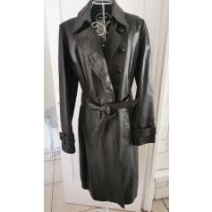 Manteau en cuir Morgan  pas cher