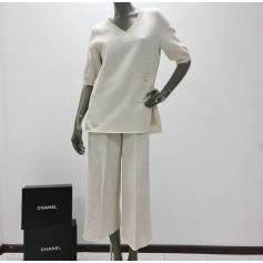 Tailleur pantalon Chanel  pas cher