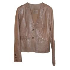 Leather Jacket Pablo par Gérard Darel