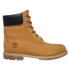 Santiags, bottines, low boots cowboy Timberland  pas cher
