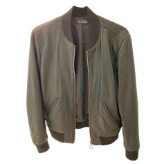 Leather Jacket The Kooples