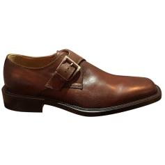 Chaussures à boucles Francesco Benigno  pas cher