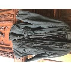 Manteau en cuir Brice  pas cher