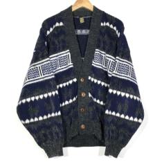 Vest, Cardigan 100% Vintage