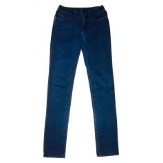 Jeans slim Armani EA7  pas cher