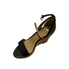 Sandales compensées Michael Kors  pas cher