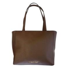 Lederhandtasche Calvin Klein