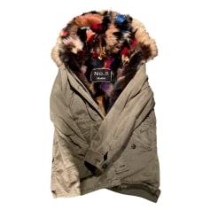 Fur Jackets Blonde No.8
