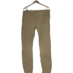Straight Leg Pants Zara