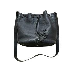 Leather Shoulder Bag Renouard