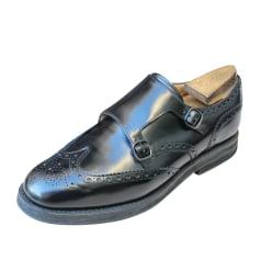 Chaussures à boucles Church's  pas cher