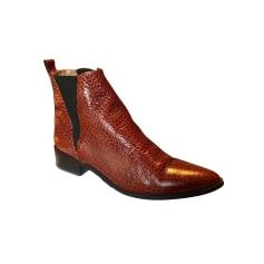 Flat Ankle Boots Balzac Paris