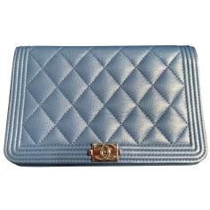 Leather Shoulder Bag Chanel Wallet-On-Chain