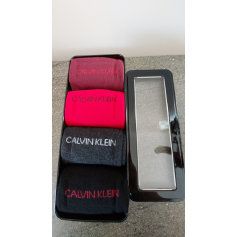 Chaussettes Calvin Klein  pas cher