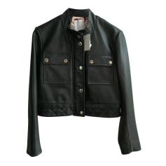 Leather Jacket Sandro