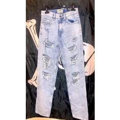 Jeans large, boyfriend Tally Weijl  pas cher