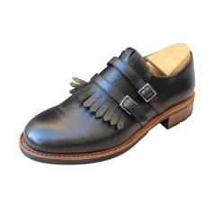 Chaussures à boucles Paraboot  pas cher